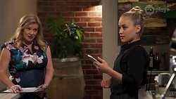 Sheila Canning, Roxy Willis in Neighbours Episode 8190