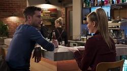 Mark Brennan, Chloe Brennan in Neighbours Episode 8190