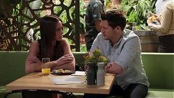 Bea Nilsson, Finn Kelly in Neighbours Episode 8190