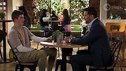Hendrix Greyson, Pierce Greyson in Neighbours Episode 8190