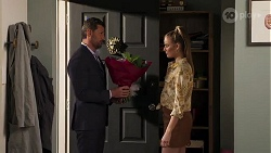 Pierce Greyson, Chloe Brennan in Neighbours Episode 8191