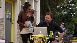Dipi Rebecchi, Shane Rebecchi in Neighbours Episode 8192