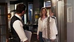 Ned Willis, Scarlett Brady in Neighbours Episode 8192