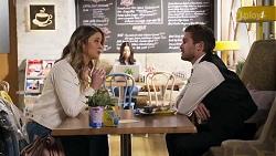 Scarlett Brady, Ned Willis in Neighbours Episode 8192