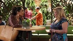 Dipi Rebecchi, Sheila Canning in Neighbours Episode 8192