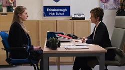 Mackenzie Hargreaves, Susan Kennedy in Neighbours Episode 8193