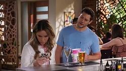 Scarlett Brady, Finn Kelly in Neighbours Episode 8193