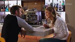 Ned Willis, Scarlett Brady in Neighbours Episode 8193