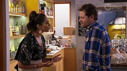 Dipi Rebecchi, Shane Rebecchi in Neighbours Episode 8193