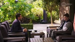 Pierce Greyson, Hendrix Greyson in Neighbours Episode 8196