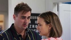 Kyle Canning, Amy Williams in Neighbours Episode 8196
