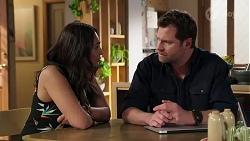 Dipi Rebecchi, Shane Rebecchi in Neighbours Episode 8197