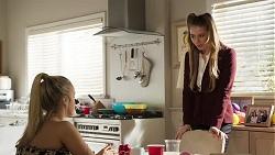 Roxy Willis, Chloe Brennan in Neighbours Episode 8198