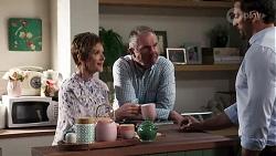 Susan Kennedy, Karl Kennedy, Pierce Greyson in Neighbours Episode 8198