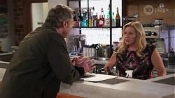 Gary Canning, Sheila Canning in Neighbours Episode 8198
