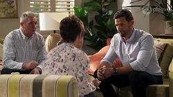 Karl Kennedy, Susan Kennedy, Pierce Greyson in Neighbours Episode 8198
