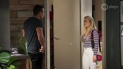 Aaron Brennan, Roxy Willis in Neighbours Episode 8199