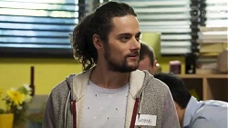 Nathaniel Besso in Neighbours Episode 8199