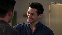 Shaun Watkins, Finn Kelly in Neighbours Episode 8199
