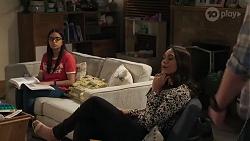 Kirsha Rebecchi, Dipi Rebecchi in Neighbours Episode 8200