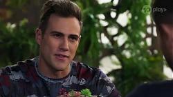 Aaron Brennan in Neighbours Episode 8200