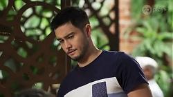 David Tanaka in Neighbours Episode 8200