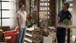 Shaun Watkins, Mark Brennan in Neighbours Episode 8200