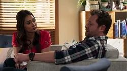 Dipi Rebecchi, Shane Rebecchi in Neighbours Episode 8200