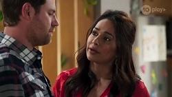 Shane Rebecchi, Dipi Rebecchi in Neighbours Episode 8201