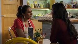 Dipi Rebecchi, Yashvi Rebecchi in Neighbours Episode 8202