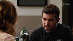 Scarlett Brady, Ned Willis in Neighbours Episode 8202