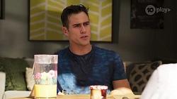Aaron Brennan in Neighbours Episode 8203