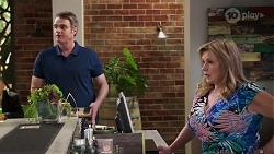 Gary Canning, Sheila Canning in Neighbours Episode 8203