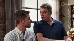 Mark Brennan, Gary Canning in Neighbours Episode 8203
