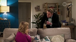 Sheila Canning, Gary Canning in Neighbours Episode 8205