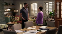 Pierce Greyson, Susan Kennedy in Neighbours Episode 8205