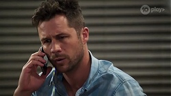 Mark Brennan in Neighbours Episode 8205