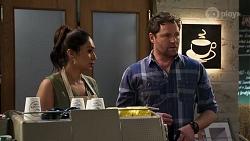 Dipi Rebecchi, Shane Rebecchi in Neighbours Episode 8206