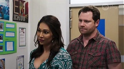 Dipi Rebecchi, Shane Rebecchi in Neighbours Episode 8207
