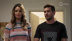 Scarlett Brady, Ned Willis in Neighbours Episode 8207