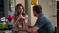 Scarlett Brady, Kyle Canning in Neighbours Episode 8207