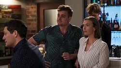 Finn Kelly, Kyle Canning, Amy Williams in Neighbours Episode 8207