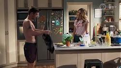 Ned Willis, Scarlett Brady in Neighbours Episode 8208