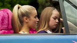 Roxy Willis, Harlow Robinson in Neighbours Episode 8208