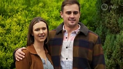 Amy Williams, Kyle Canning in Neighbours Episode 8208