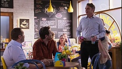 Toadie Rebecchi, Shane Rebecchi, Gary Canning in Neighbours Episode 8209
