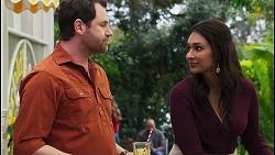 Shane Rebecchi, Dipi Rebecchi in Neighbours Episode 8209