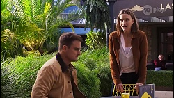 Kyle Canning, Amy Williams in Neighbours Episode 8209