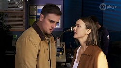Kyle Canning, Amy Williams in Neighbours Episode 8210