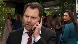 Mackenzie Hargreaves, Harlow Robinson, Shane Rebecchi, Dipi Rebecchi in Neighbours Episode 8210